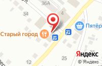 Схема проезда до компании Энергострой в Лениногорске