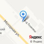 ТТС на карте Набережных Челнов