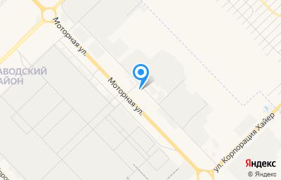 Местоположение на карте пункта техосмотра по адресу Респ Татарстан, г Набережные Челны, проезд Тозелеш, д 27
