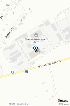 СТО ЖУТАЕВ О.А. на карте Лениногорска
