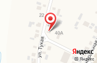 Схема проезда до компании Фельдшерско-акушерский пункт в Азьмушкино