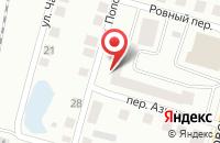 Схема проезда до компании ВМ Строй в Пирогово