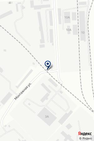 МОНТАЖНОЕ УПРАВЛЕНИЕ ВОСТОКМОНТАЖГАЗ на карте Бугульмы