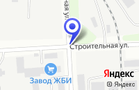 Схема проезда до компании БУГУЛЬМИНСКИЙ ПСИХОНЕВРОЛОГИЧЕСКИЙ ДИСПАНСЕР в Бугульме