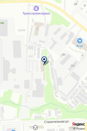СТАДИОН ЭНЕРГЕТИК на карте Бугульмы