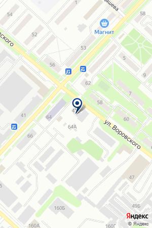 ПРОИЗВОДСТВЕННАЯ ФИРМА БУГУЛЬМИНСКИЙ СТРОЙТРЕСТ на карте Бугульмы