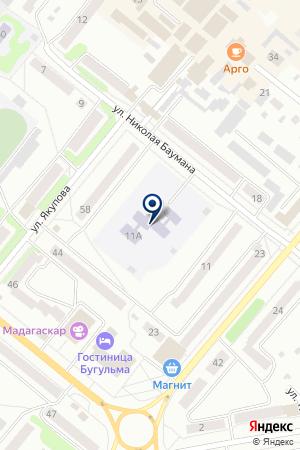 ДЕТСКИЙ САД № 14 ЦЕНТР РАЗВИТИЯ РЕБЕНКА на карте Бугульмы