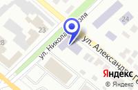 Схема проезда до компании БУГУЛЬМИНСКИЙ МЕЖШКОЛЬНЫЙ УЧЕБНЫЙ КОМБИНАТ в Бугульме