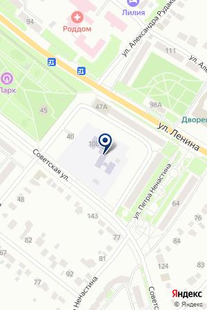ДЕТСКИЙ САД № 20 на карте Бугульмы