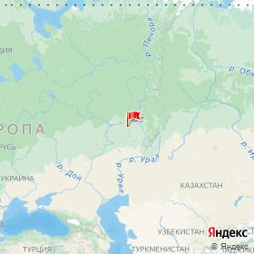 Weather station temperature Chubar-Abdullovo in Chubar-Abdullovo, Republic of Tatarstan, Russia