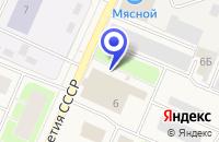 Схема проезда до компании ПРОМТОВАРНЫЙ МАГАЗИН ЛЮКС в Нарьян-Маре