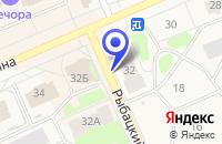 Схема проезда до компании ХОЗЯЙСТВЕННЫЙ МАГАЗИН АТЛАНТ в Нарьян-Маре