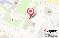 Схема проезда до компании Нарьян-Марское Муниципальное Унитарное Предприятие Объединенных Котельных и Тепловых Сетей в Нарьян-Маре