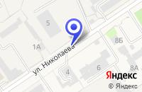 Схема проезда до компании АЗНАКАЕВСКОЕ ПАССАЖИРСКОЕ АТП в Азнакаево
