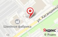 Схема проезда до компании Аздорстрой в Азнакаево