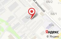 Схема проезда до компании Азнакаевская Мсо в Азнакаево