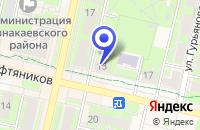 Схема проезда до компании ТД ПРОМЫШЛЕННАЯ СТРОИТЕЛЬНАЯ БАЗА в Азнакаево