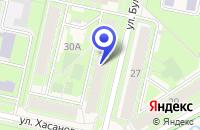 Схема проезда до компании САЛОН-ПАРИКМАХЕРСКАЯ ИМИДЖ в Азнакаево
