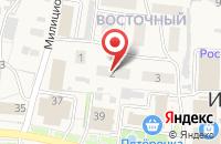 Схема проезда до компании Альфа-Энергетика в Подольске