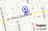 Схема проезда до компании АЗНАКАЕВСКИЙ МАСЛОДЕЛЬНЫЙ ЗАВОД в Азнакаево