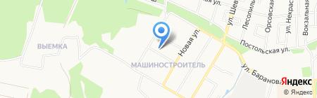 AUTO ROOM на карте Ижевска