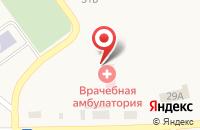 Схема проезда до компании Правдинская врачебная амбулатория в Совхозном