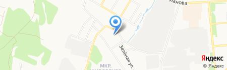 Выездная служба дезинфекционных услуг на карте Ижевска
