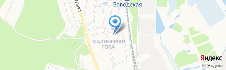 ЖРП-Сервис на карте Ижевска