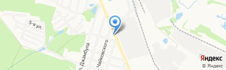 Малина на карте Ижевска