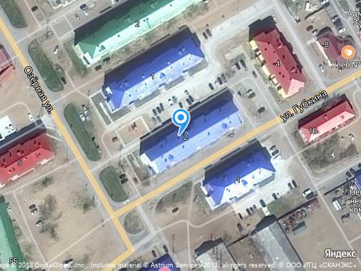 Продажа 2-комнатной квартиры, 53 м², Искателей, улица Губкина, 2