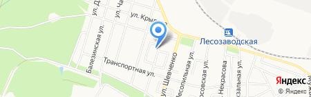 На нас на карте Ижевска