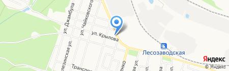AquaРай на карте Ижевска