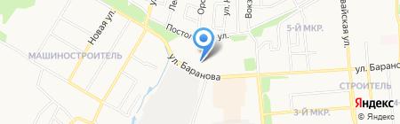 РСУ-Сервис на карте Ижевска