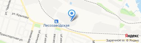 Suovi на карте Ижевска