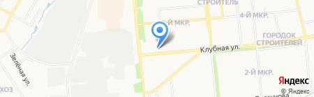 Строй Дача Инструмент на карте Ижевска