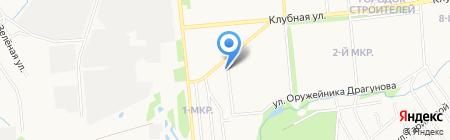 Техномастер на карте Ижевска