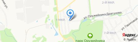 Пивной магазин на карте Ижевска