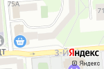 Схема проезда до компании Метелица в Ижевске