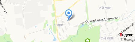 РСУ-18 на карте Ижевска