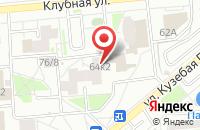 Схема проезда до компании Региональный Дайджест в Ижевске