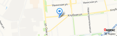 Мода плюс на карте Ижевска