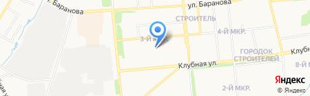 Dynamic Dance на карте Ижевска