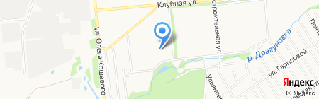 Средняя общеобразовательная школа №85 на карте Ижевска