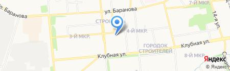 Пряжа платки палантины на карте Ижевска