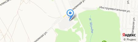 Асстрой на карте Ижевска