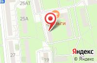 Схема проезда до компании Топ Адвента в Ижевске