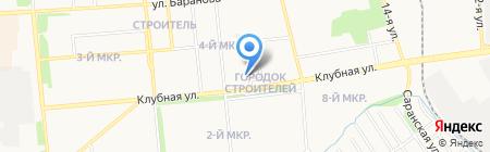 Ломбард номер 1 на карте Ижевска