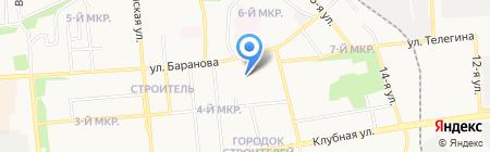 У Ольги на карте Ижевска