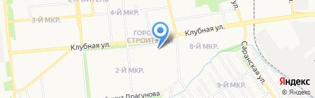 АктивДент на карте Ижевска