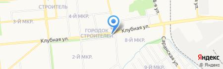Кредо плюс на карте Ижевска